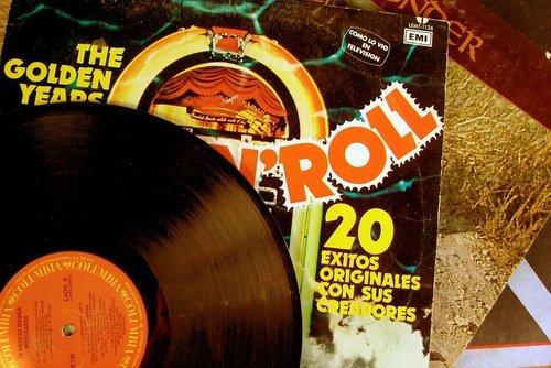 Le locandine nella storia della musica rock